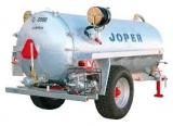 Liquid Manure Tank Trailers