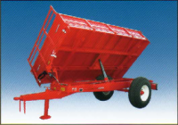 Agricultural Tipper Trailers - serieTB