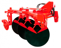 Furrow Ploughs with hydraulic reversal C