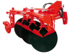 Disc Harrow with hydraulic reversal C3/4
